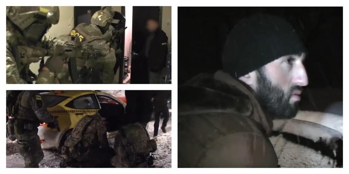 «Лицом вниз!»: ФСБ задержала семерых граждан, собиравших деньги для террористов