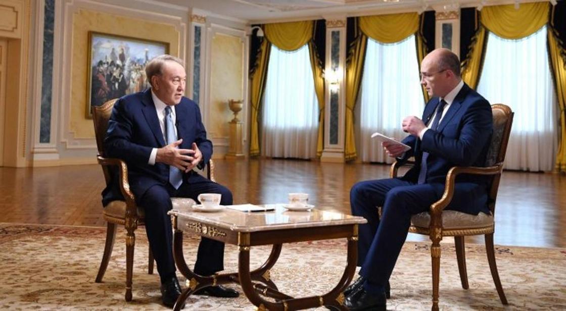 """«Сидите там за океаном и не знаете историю """": Назарбаев о разговоре с Кондолизой Райс"""