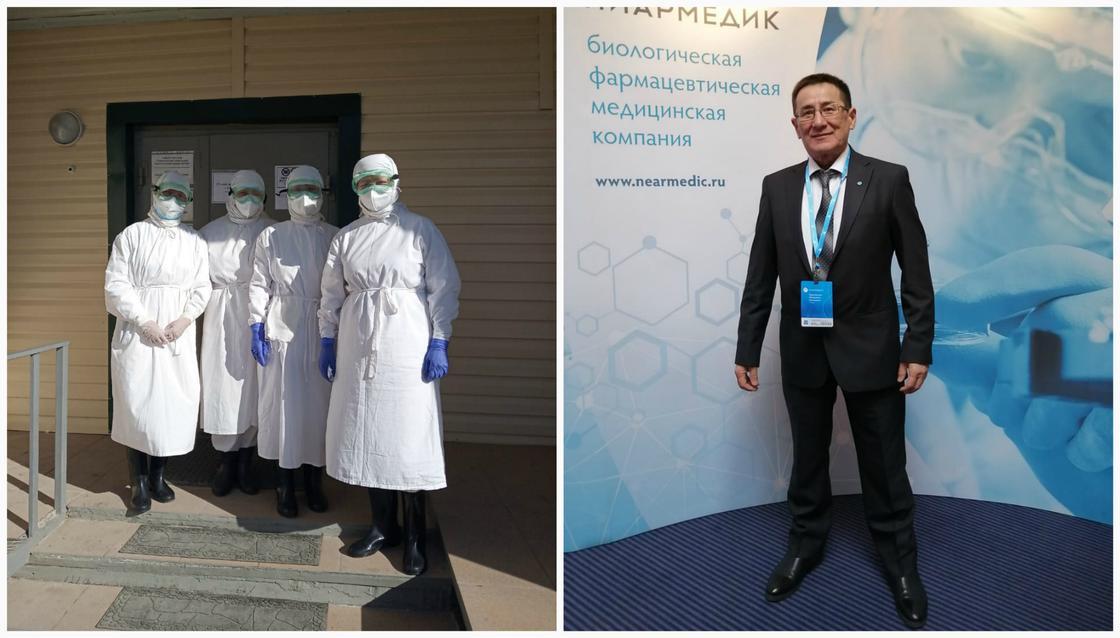 """""""Мне страшно, но выхода нет"""": казахстанские врачи рассказали о работе с зараженными коронавирусом"""