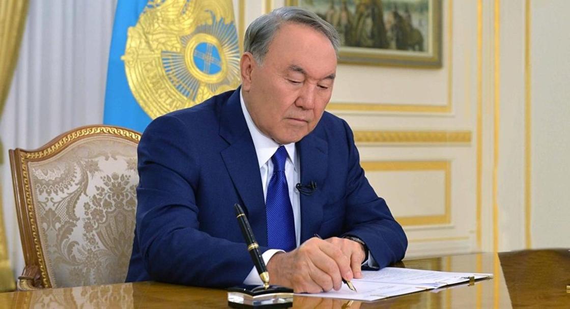 Нұрсұлтан Назарбаев. Фото: 24 кз