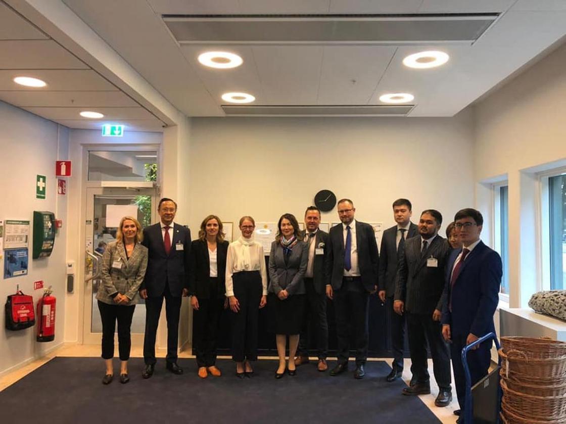 АДГС: Шведских и датских коллег заинтересовал опыт оказания цифровых госуслуг
