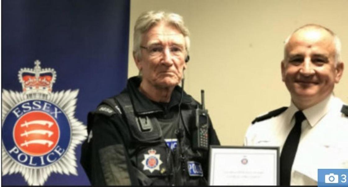 74 жасар полицей қызметкері 29 жастағы құқықбұзушыны ұстады
