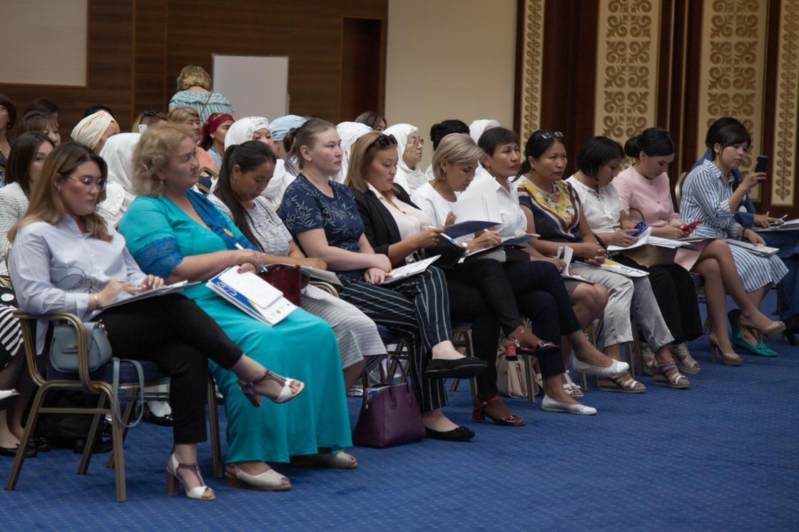 В сентябре в столице заработает Центр поддержки института семьи