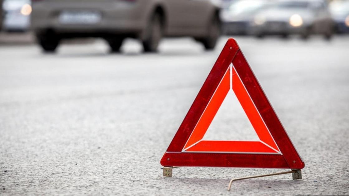 """Автоледи умерла после столкновения с """"Lexus"""" в Балхаше"""