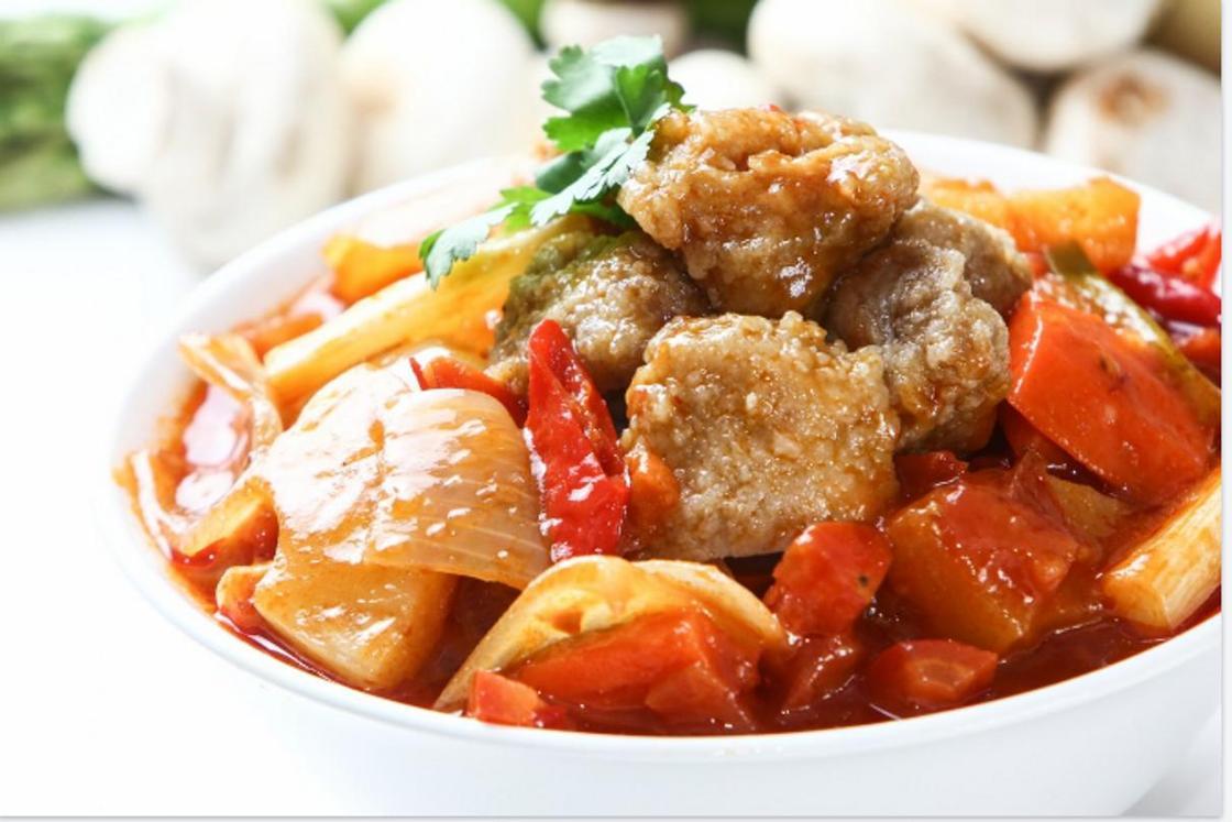 Овощное рагу из кабачков: рецепты