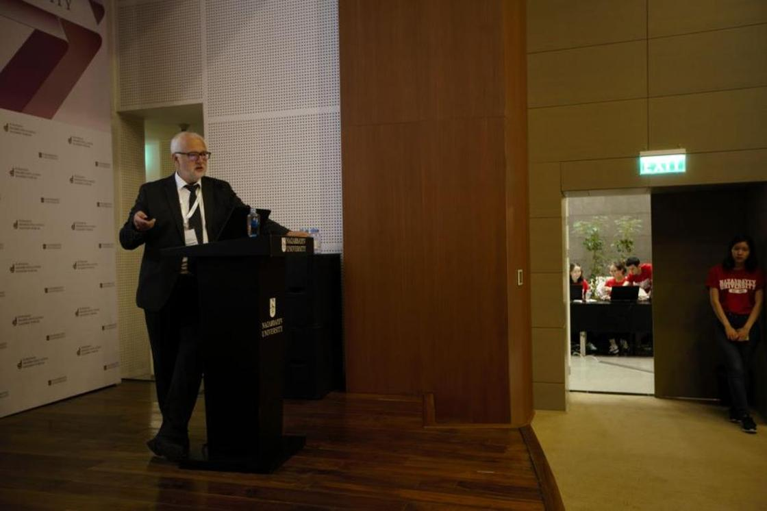 Дайнюс Павалькис: «Мы должны брать курс на обучение, основанное на навыках»
