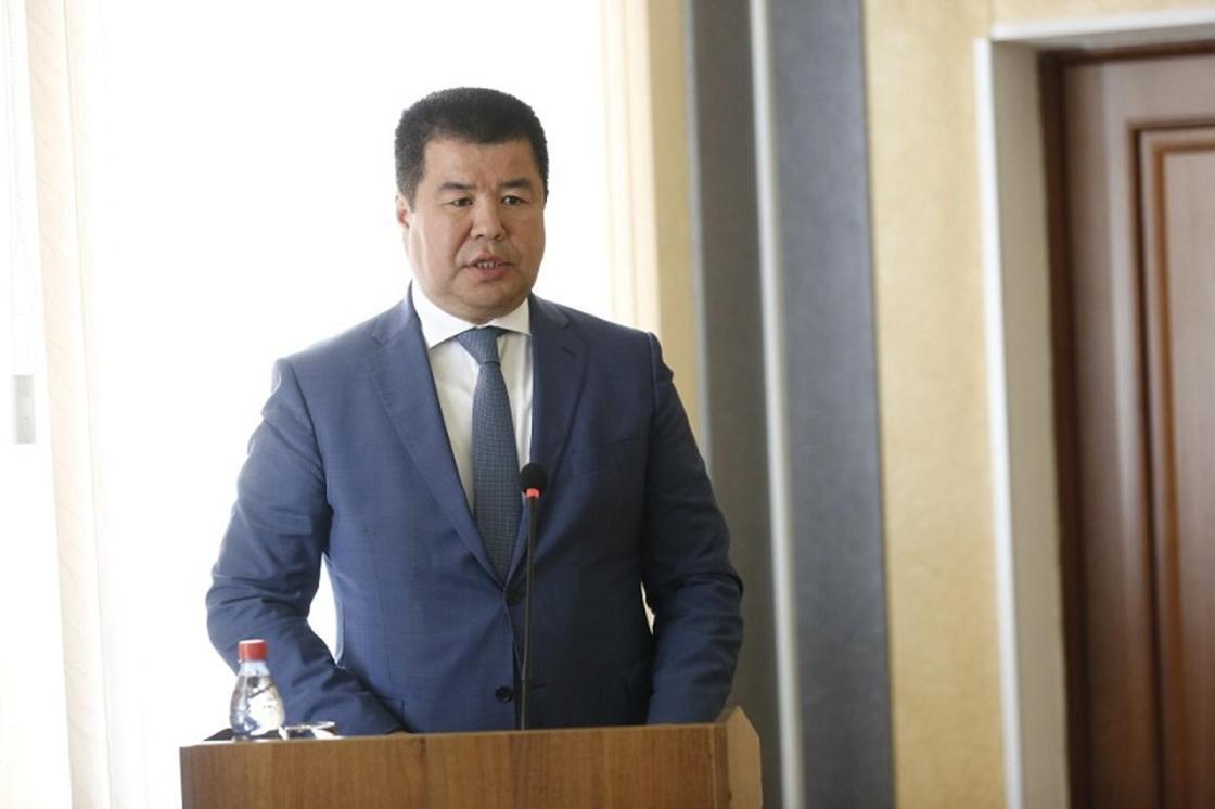 Жумабай Карагаев стал заместителем акима Атырауской области