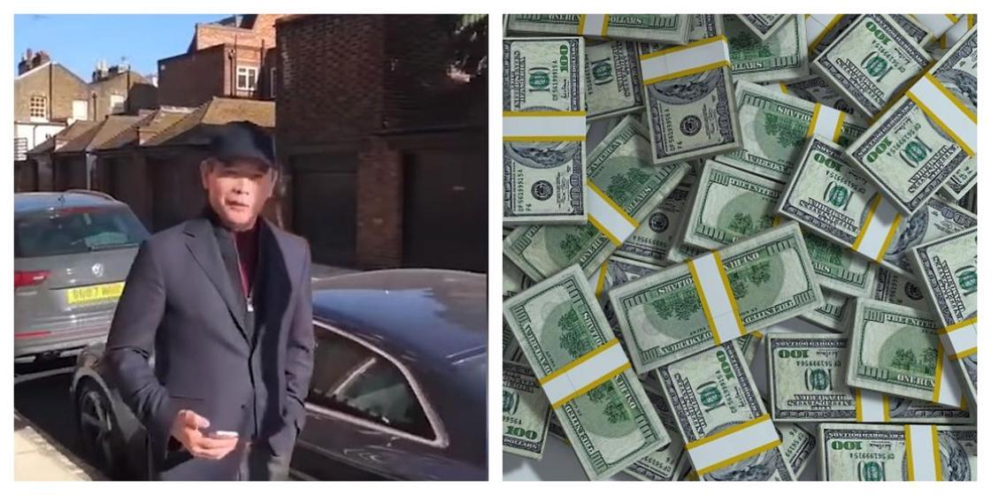 13 млн долларов Рыскалиева арестовано за рубежом
