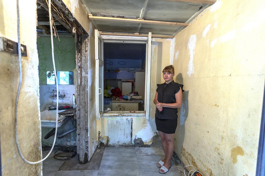 Дом давно требует ремонта