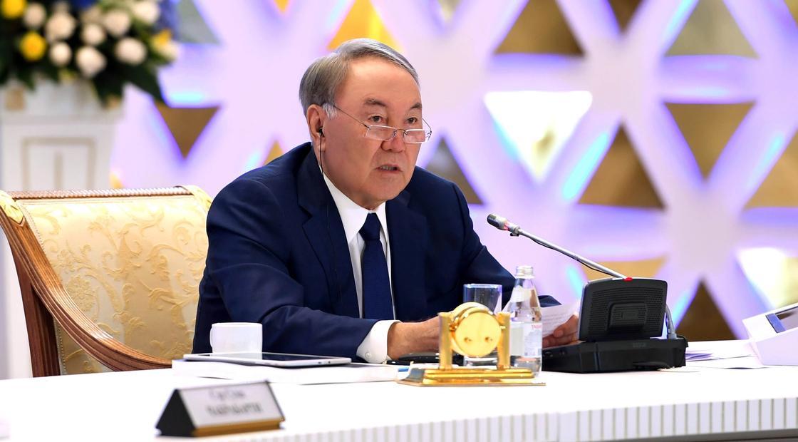 Назарбаев оценил, как изменилась Россия за четверть века благодаря Путину