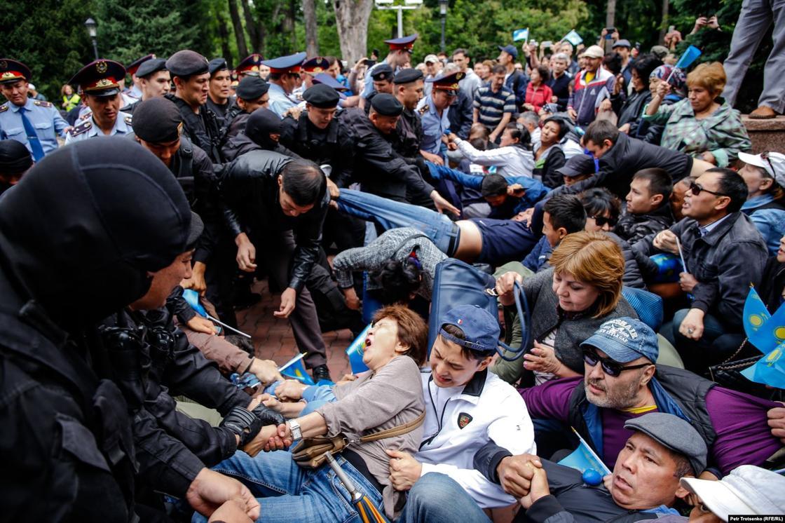7 главных политических событий 2019 года в Казахстане