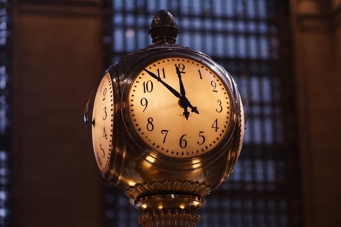 уличные часы