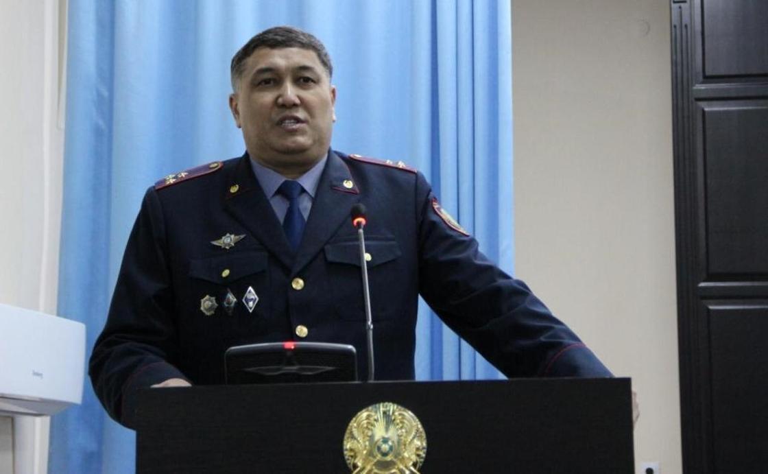 Атығай Арыстанов. Фото: ҚР ІІМ