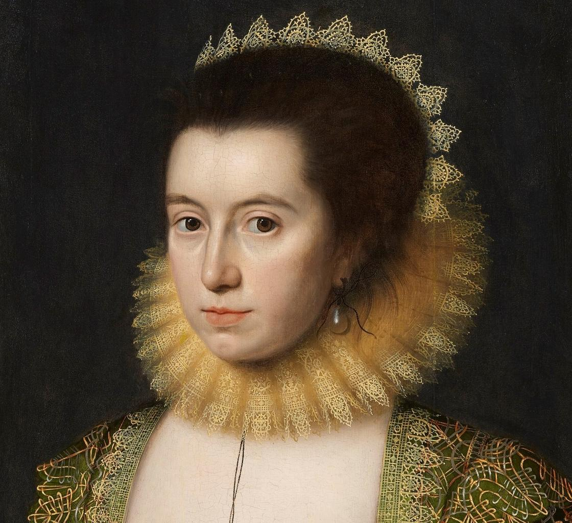 Портрет супруги Шекспира