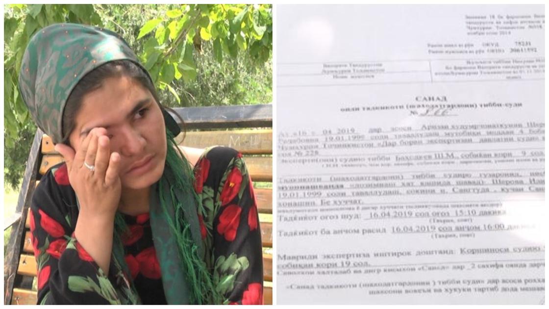 Жених из Таджикистана избил невесту за то, что она не девственница