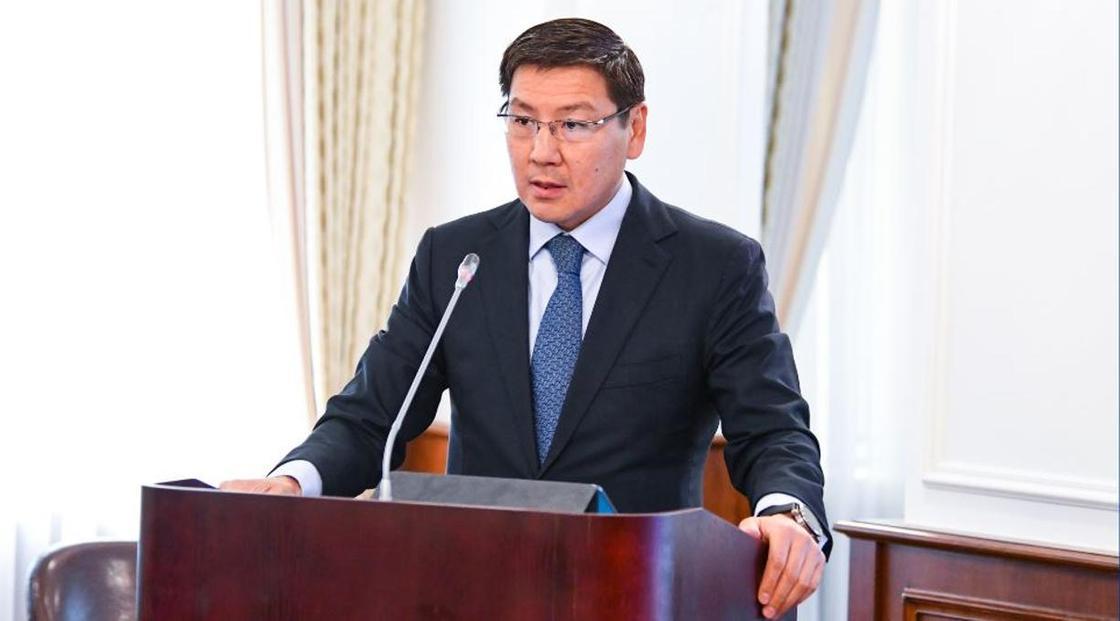 Асқар Жұмағалиев. Фото: primeminister.kz