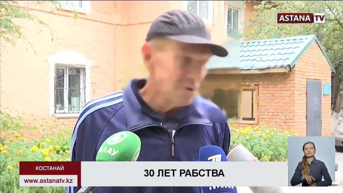 Мужчину с советским паспортом 30 лет держали в трудовом рабстве в Казахстане