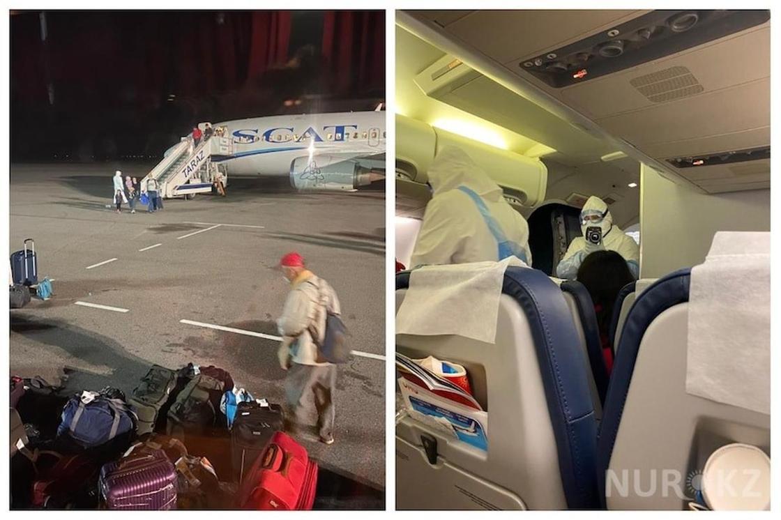 Четверо прилетели из Индии, есть иностранцы: подробности о 17 зараженных в Жамбылской области