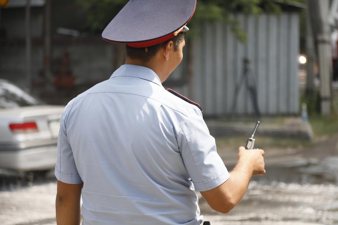 Когда у казахстанских полицейских будет новая форма, рассказали в МВД