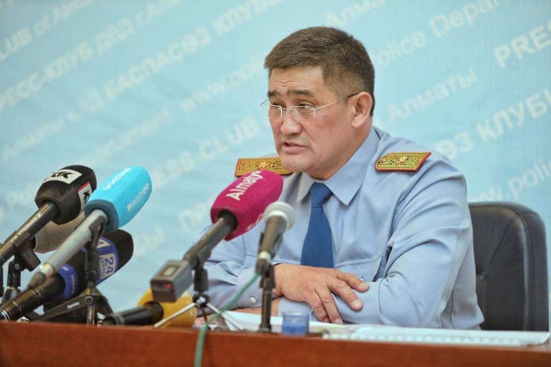 Серик Кудебаев: с каждым годом преступность в Алматы снижается