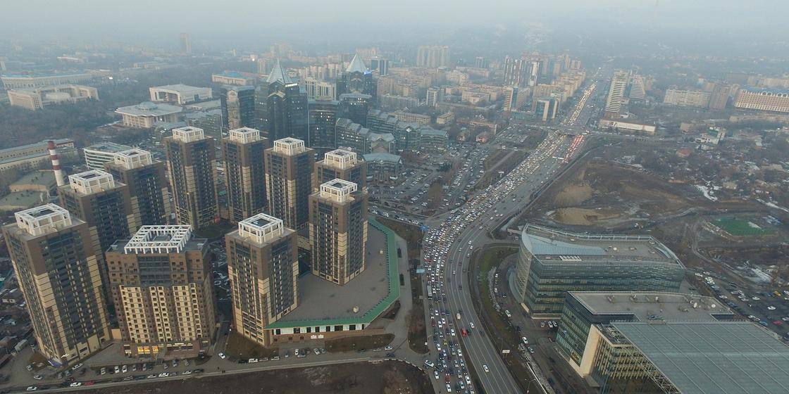 Жизнь ниже Райымбека: аким Алматы рассказал о новом центре города