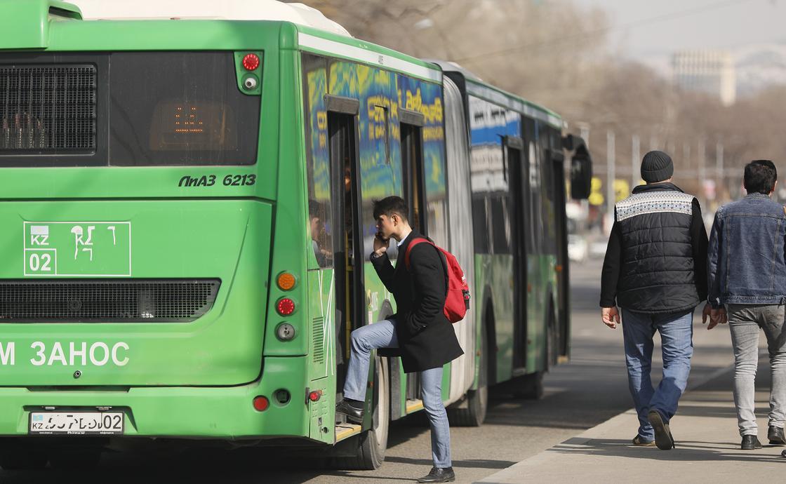 Автобусы в Нур-Султане не будут работать в грядущие выходные