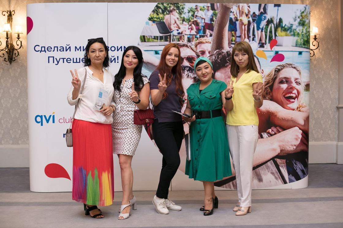 Все больше казахстанцев начинают свой бизнес с QNET