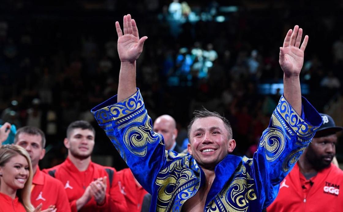 Головкина включили в рейтинг самых высокооплачиваемых спортсменов по версии Forbes