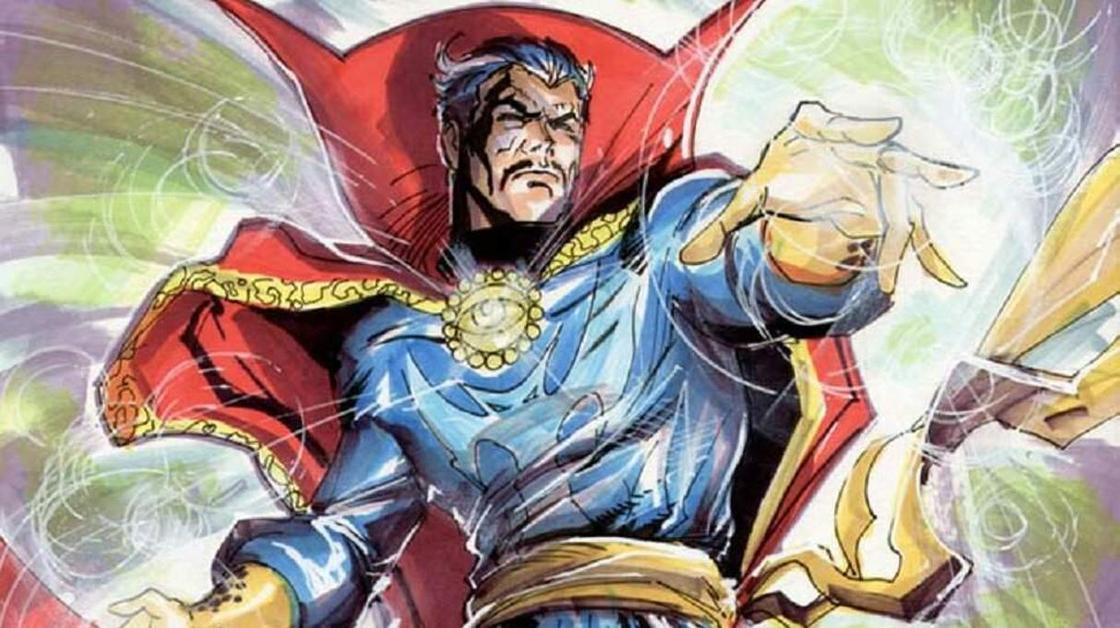 Ведущие герои «Марвел» из команды «Мстителей»
