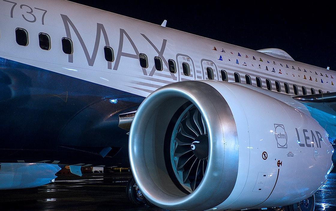 Россия закрыла воздушное пространство для Boeing 737 Max