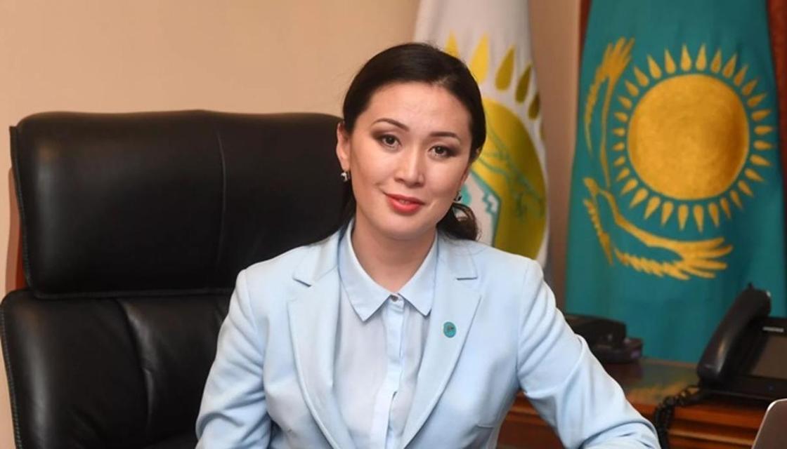 Жұлдыз Омарбекова. Фото: primeminister.kz