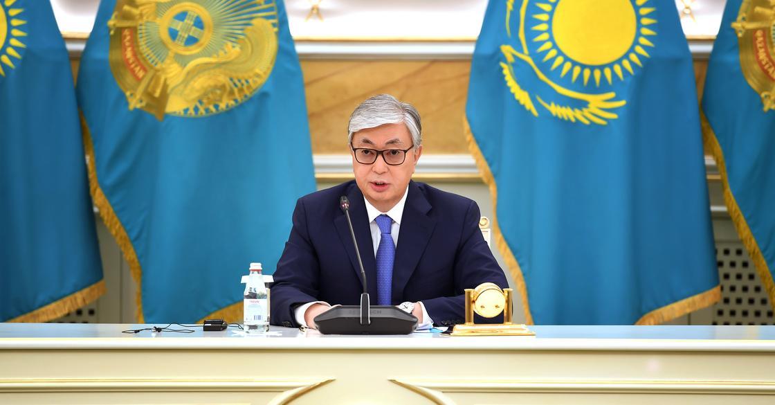 Токаев подписал закон о создании Нацсовета общественного доверия