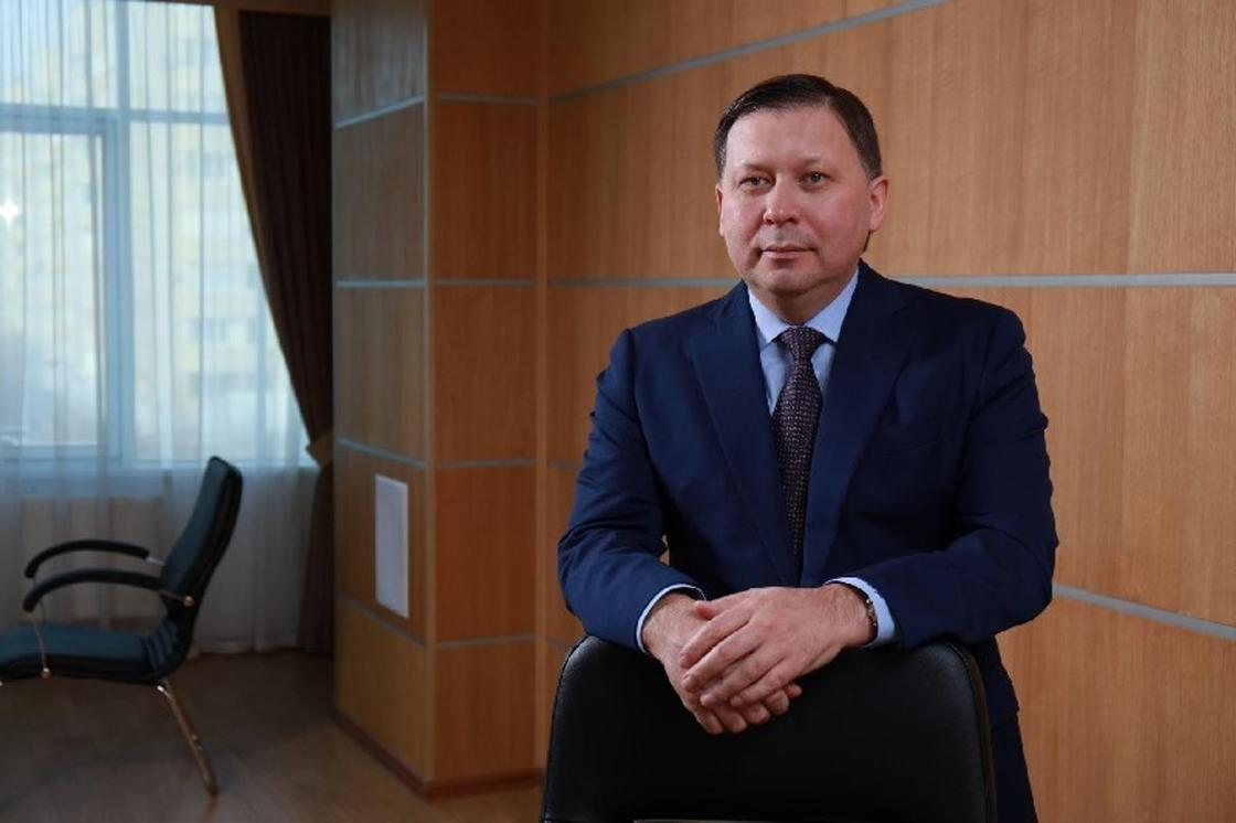 Дарын Туяқов жаңа қызметке тағайындалды