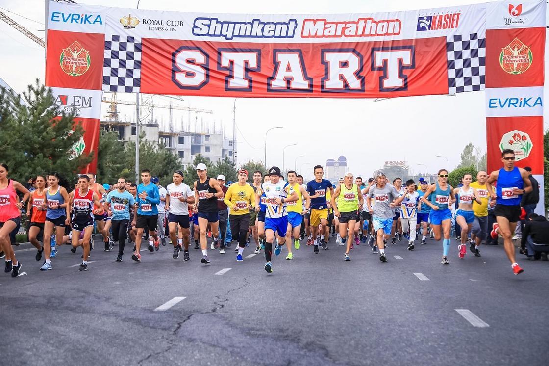 Shymkent Marathon-2021