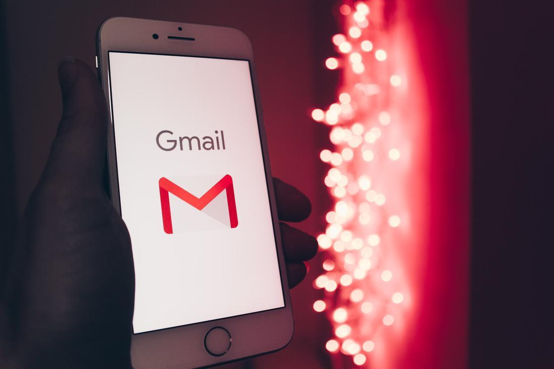Gmail на телефоне