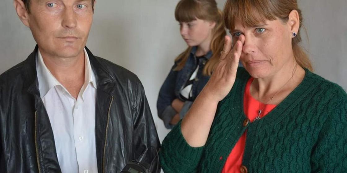 Андрей мен Анастасия Волокитиндер. Фото: ernur.kz