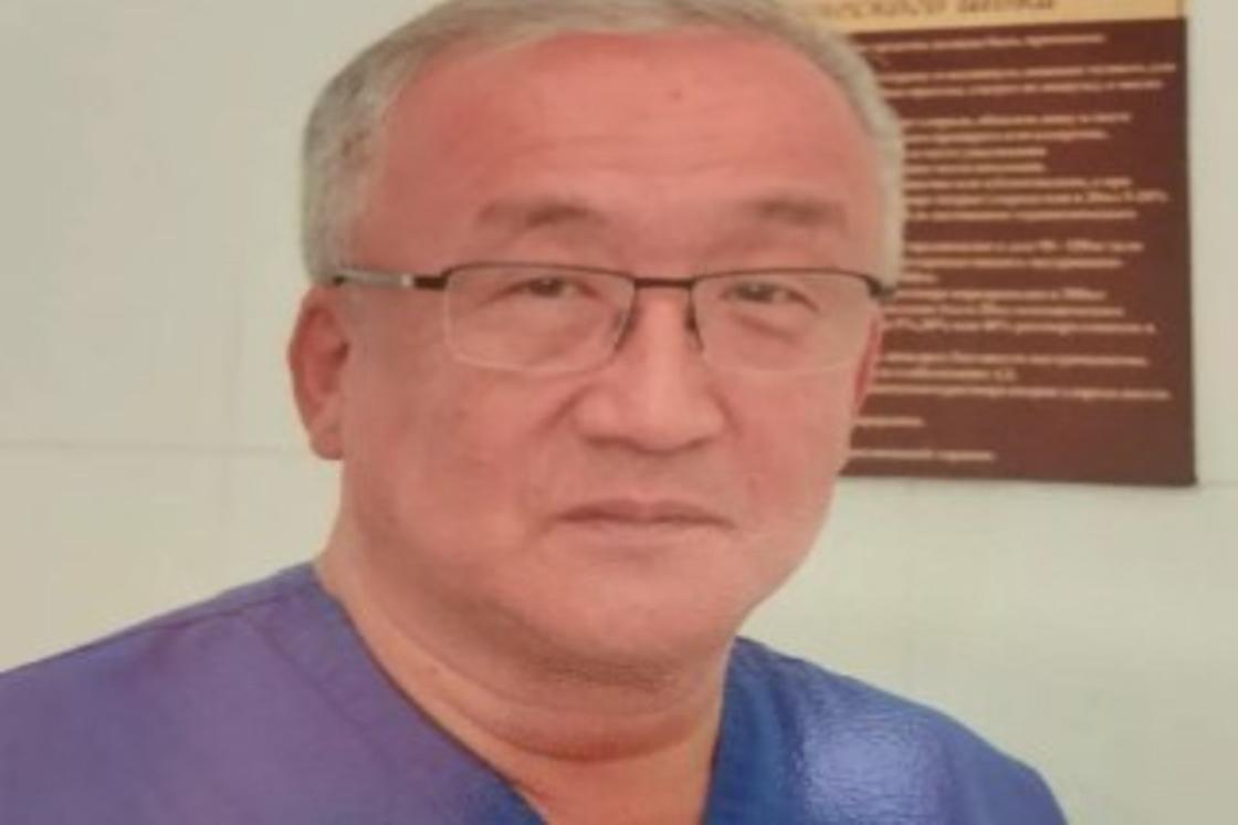 Танымал қазақстандық дәрігер Әділжан Хамзин қайтыс болды