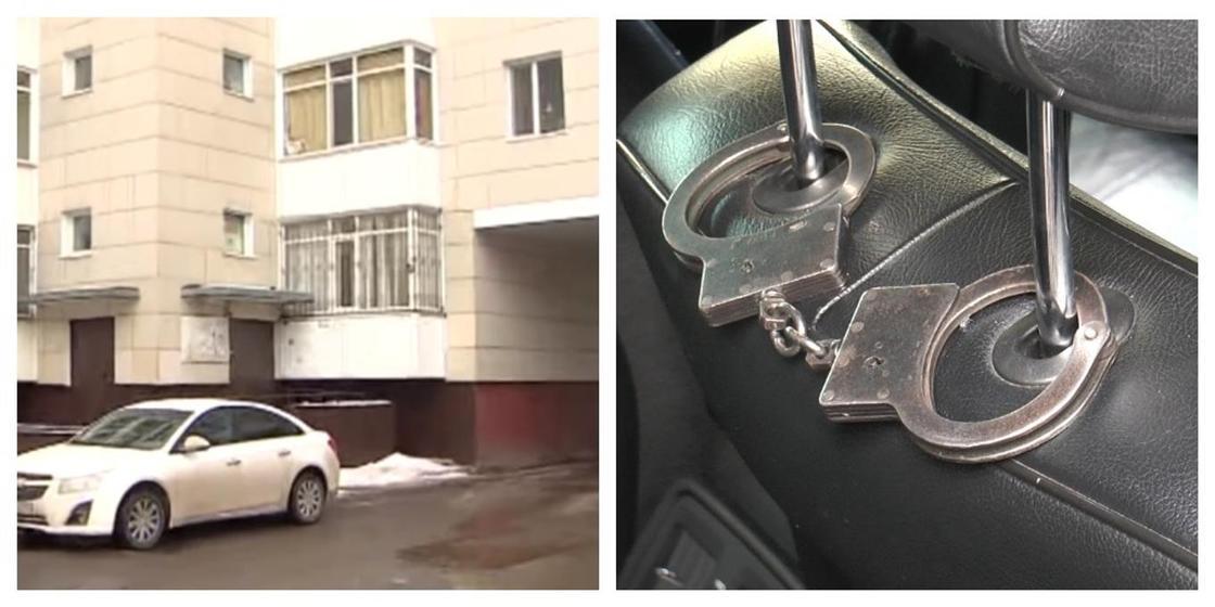 Напавшего на девочку педофила задержали в Астане