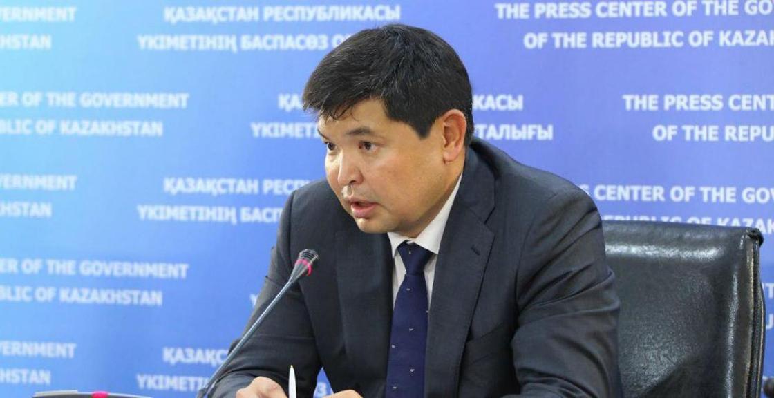 Назначен вице-министр национальной экономики Казахстана