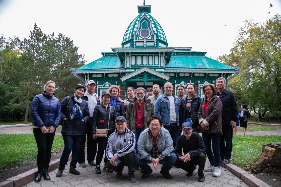 В СКО проходит первый международный симпозиум «Ботай – культура Великой степи»
