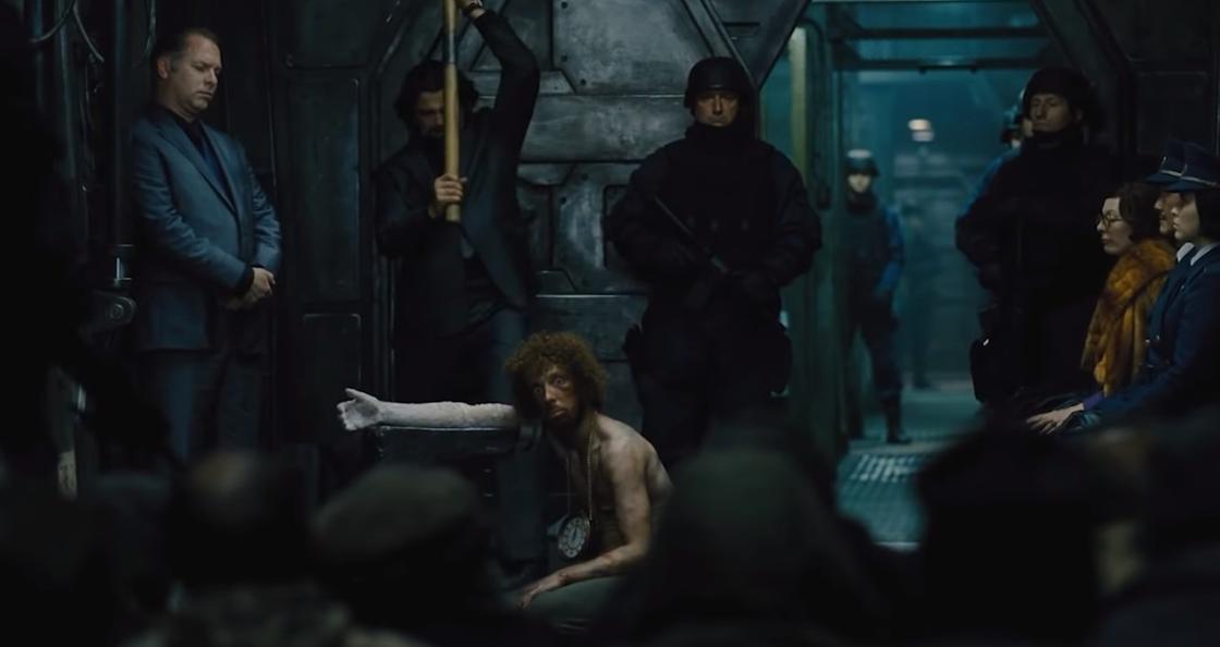 Кадр из фильма «Сквозь снег» (2013)