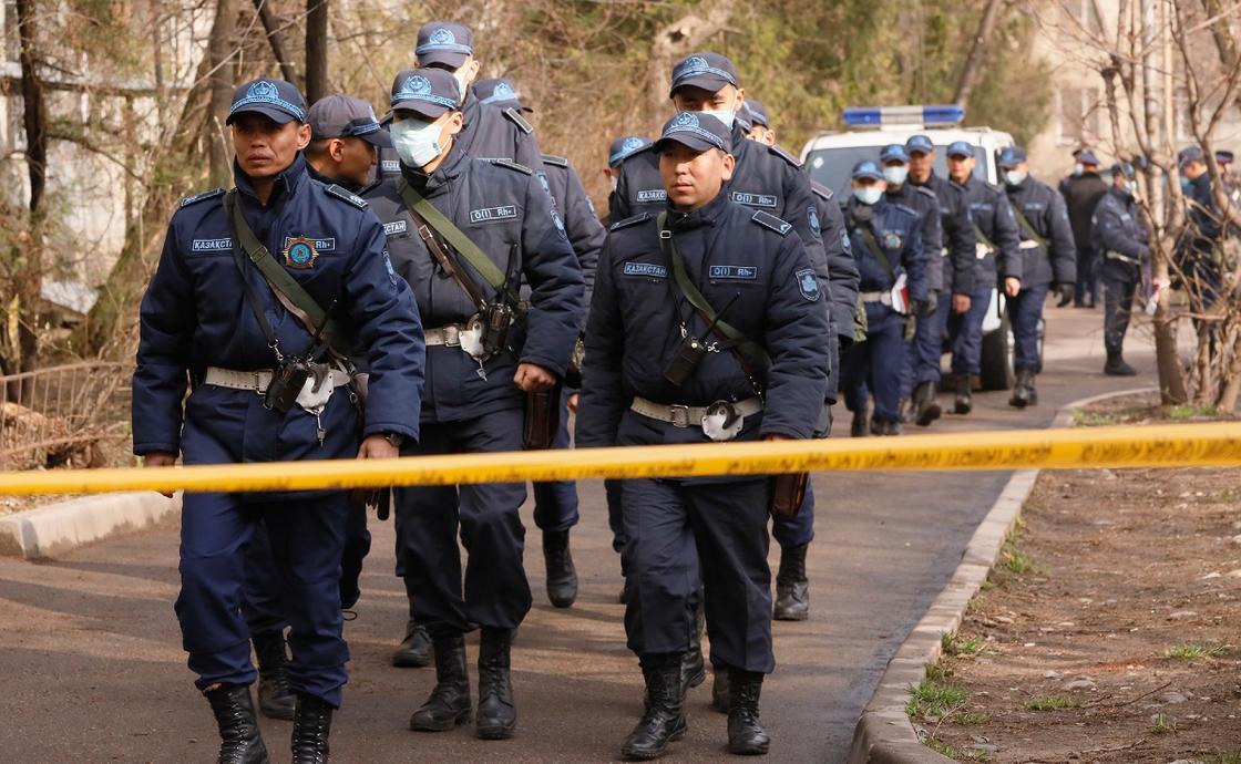 Карантин будет усилен в Алматинской области с 8 апреля