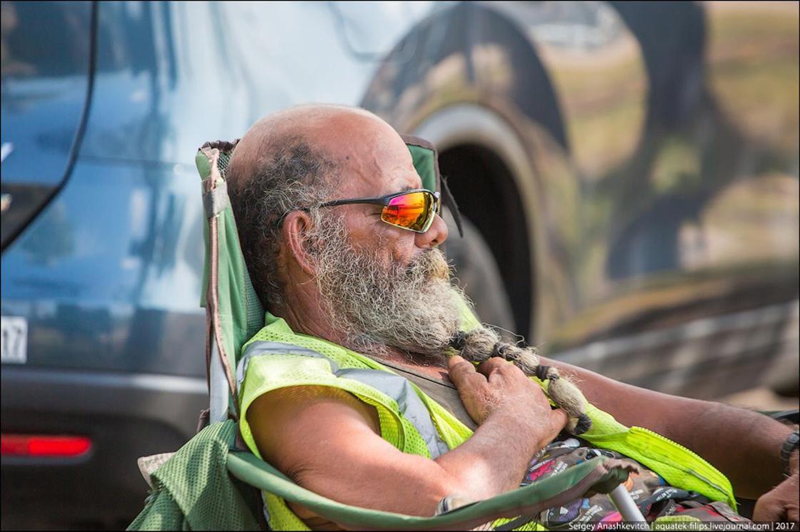 ФОТОРЕП Каждый сотый – бездомный: как живут многочисленные бомжи на Гавайях (фото)