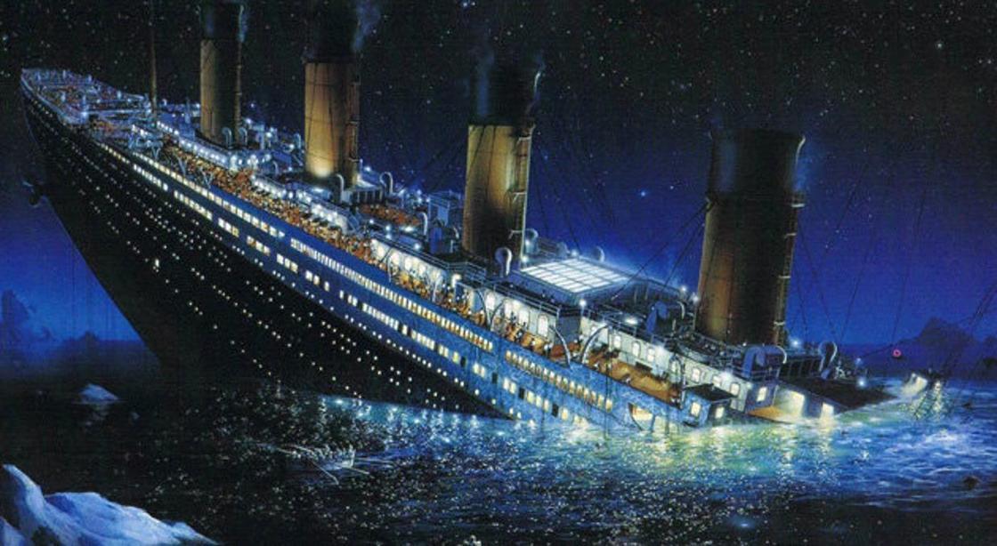 """""""Титаник"""": история"""