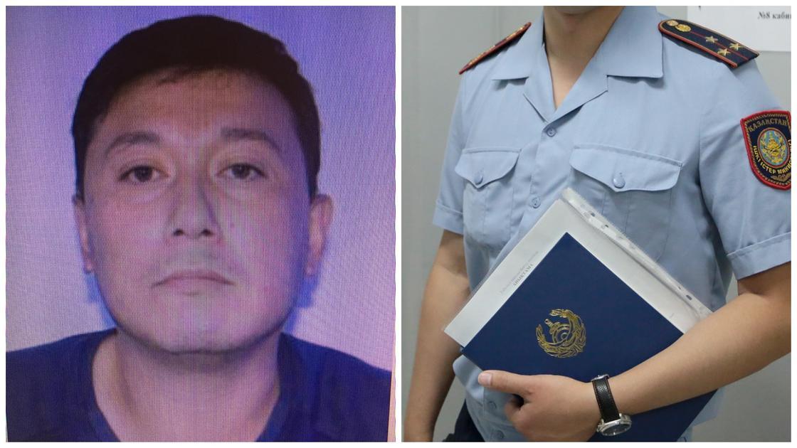 Выдавал себя за полицейского: подозреваемого в грабеже задержали в Алматы
