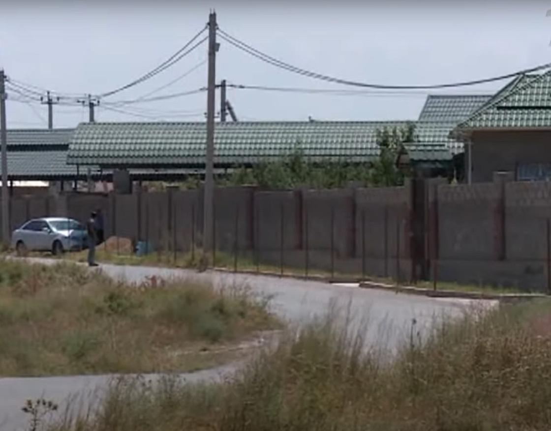 Массовое убийство произошло в Шымкенте (видео)
