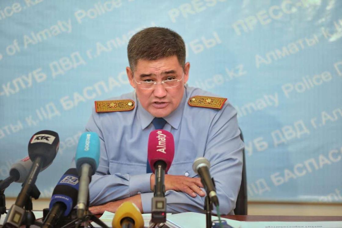 Полиция Дмитрий Баландин айналарының ұрлануына қатысты мән-жайды айтты