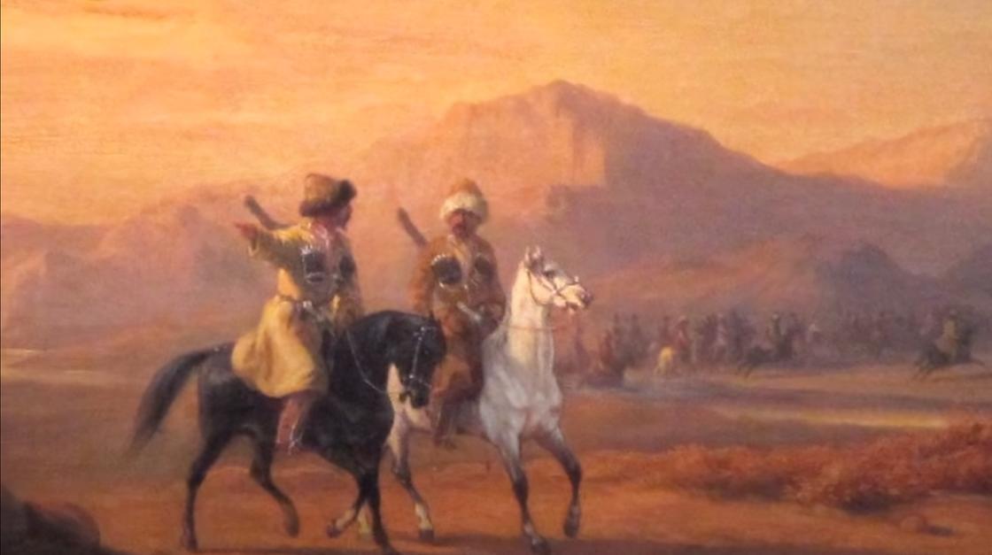 Татары «Кавказский пленник»