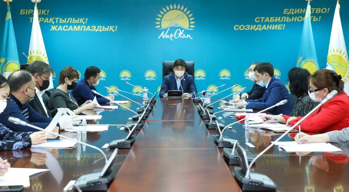 Фонд «Birgemiz» направит более 100 млн. тенге на поддержку медиков Нур-Султана и Алматы