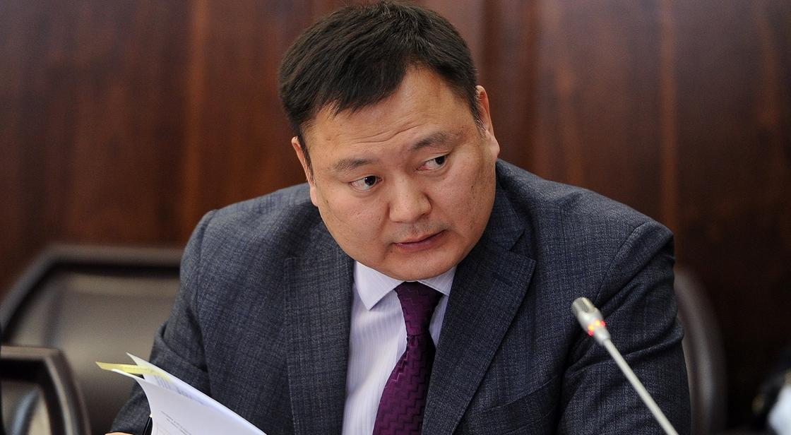 Задержан бывший вице-премьер Кыргызстана